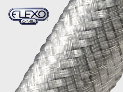 Gaine Tressée Flexo 6 Mil
